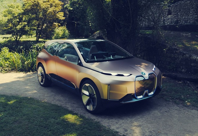 2020 BMW X8 inext concept