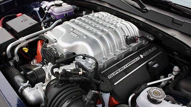 2020 Dodge Durango hellcat engine