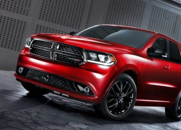 2020 Dodge Durango release date