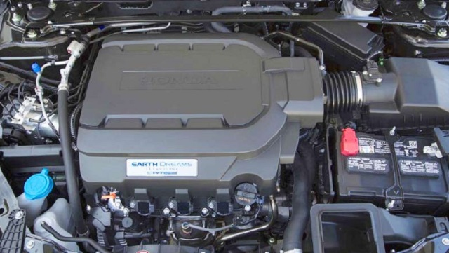 2020 Honda Avancier specs