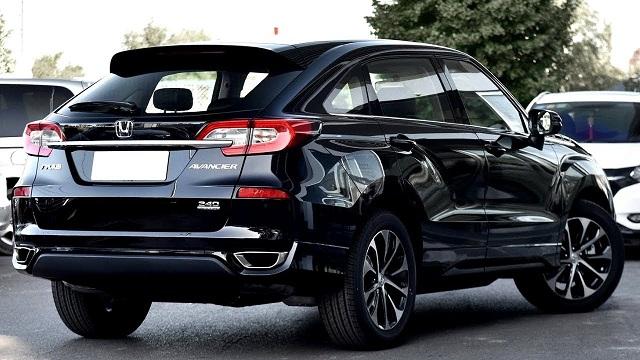 2020 Honda Avancier