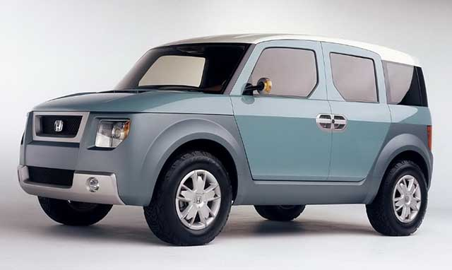 2020 Honda Element comeback