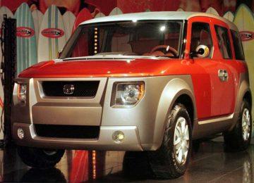 2020 Honda Element concept