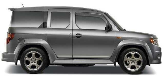 2020 Honda Element usa