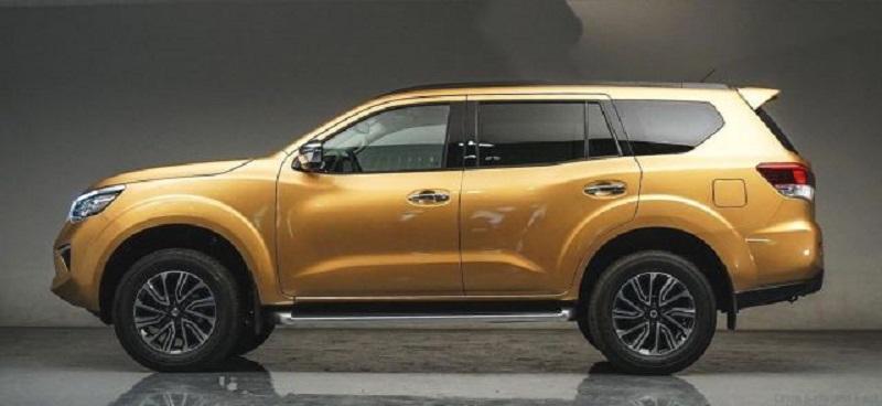 2020 Nissan Xterra update