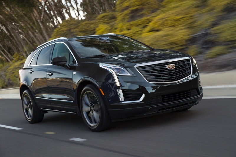 2020 cadillac xt5 redesign