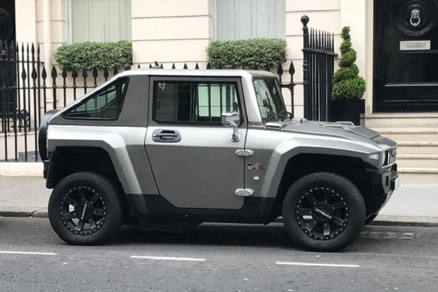 2020 hummer electric