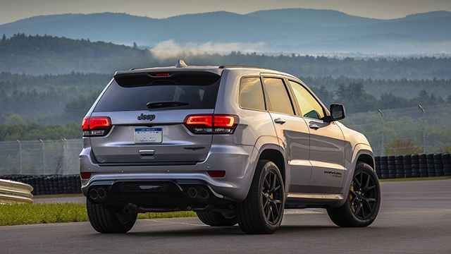 2020 jeep grand cherokee changes