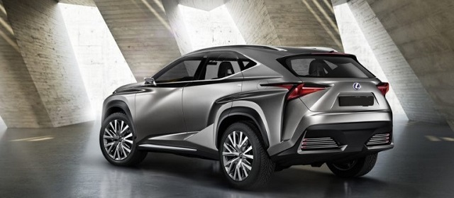 2020 lexus nx changes