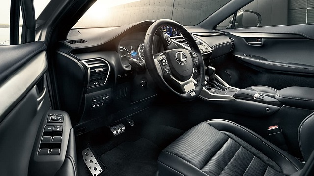 2020 lexus nx interior accessories