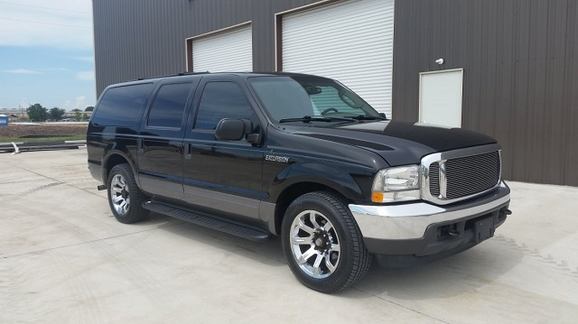 2000-2006 Ford Excursion