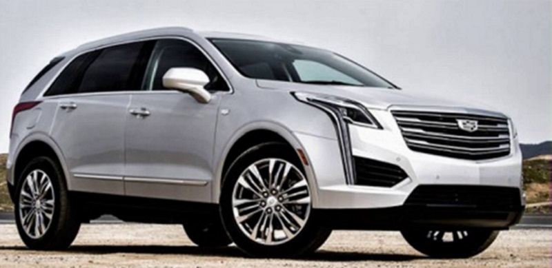 2020 Cadillac XT3 release date