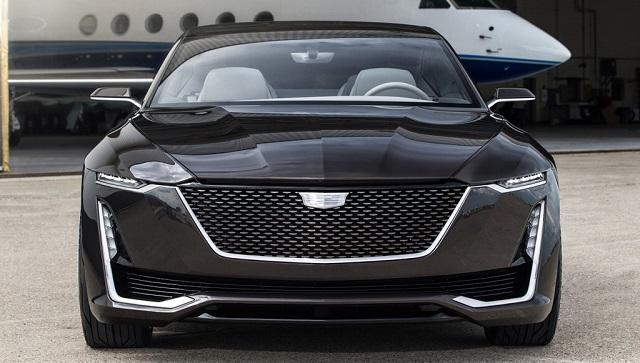 2020 Cadillac XT7 escala concept