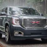 2020 GMC Yukon changes