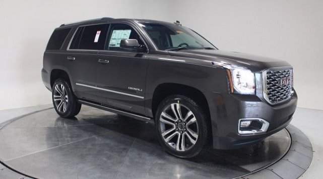 2020 GMC Yukon redesign