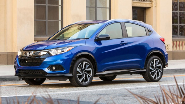 2020 Honda HR-V redesign