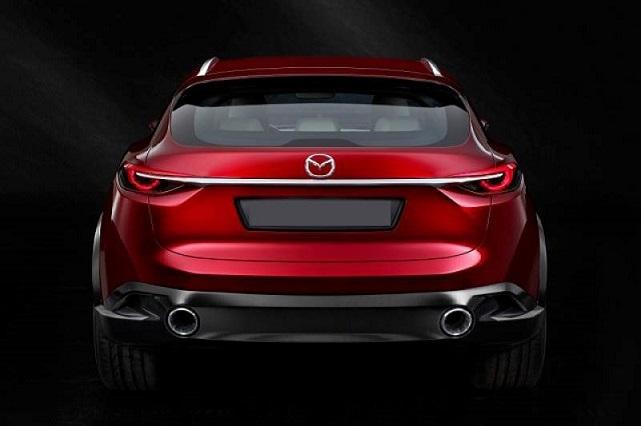 2020 Mazda CX-7 hybrid