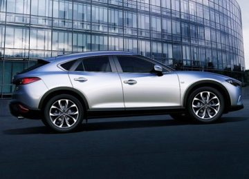 2020 Mazda CX-7 redesign