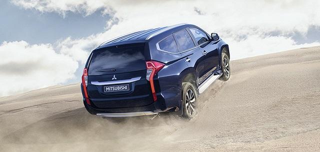 2020 Mitsubishi Montero Sport redesign