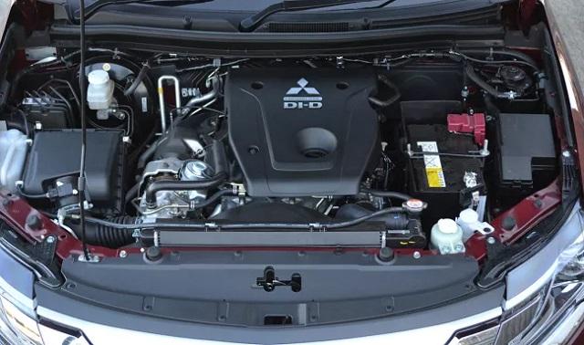2020 Mitsubishi Montero Sport specs
