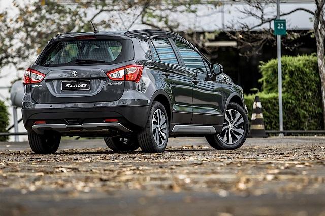 2020 Suzuki SX4 dimensions