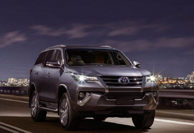 2020 Toyota Fortuner USA