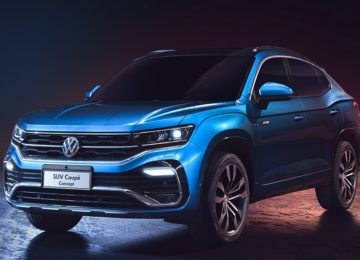 2020 VW Tiguan coupe