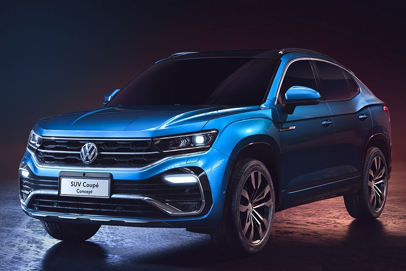 2020 VW Tiguan R, Changes, Coupe >> 2020 Vw Tiguan Changes For The Usa Model Us Suvs Nation