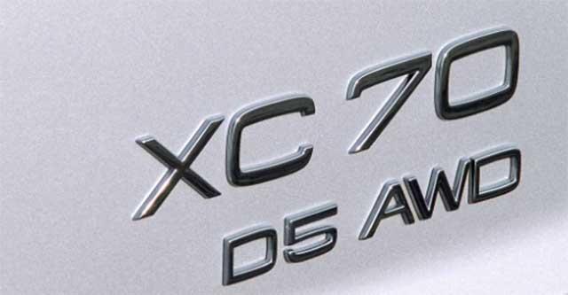 2020 Volvo XC70 comeback