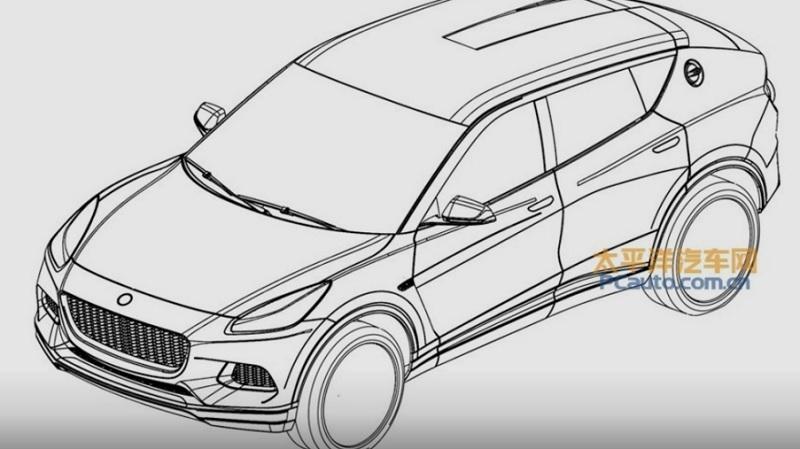 Lotus SUV concept