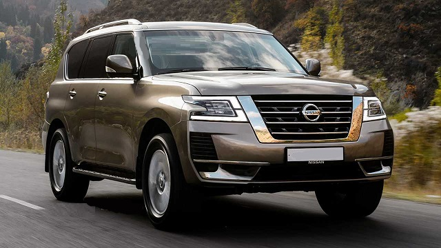 new 2020 Nissan Patrol concept