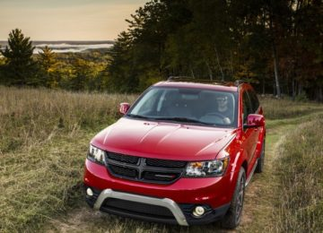 2020 Dodge Journey Changes