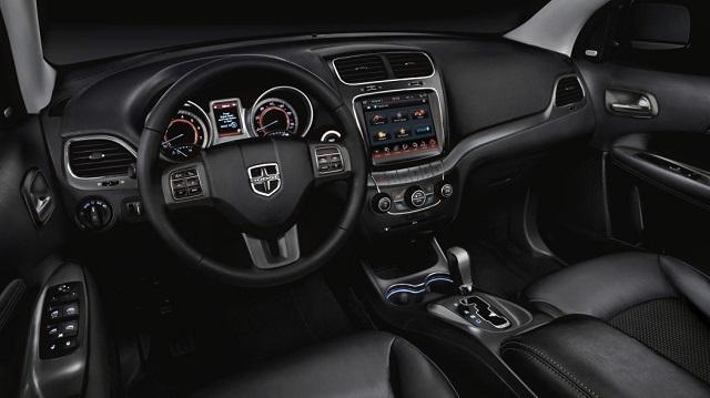 2020 Dodge Journey interior