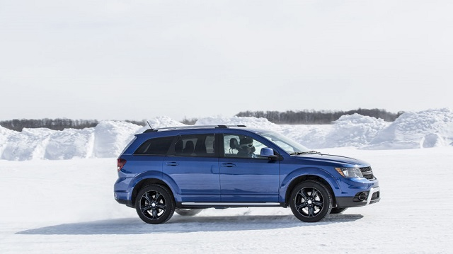 2020 Dodge Journey SRT