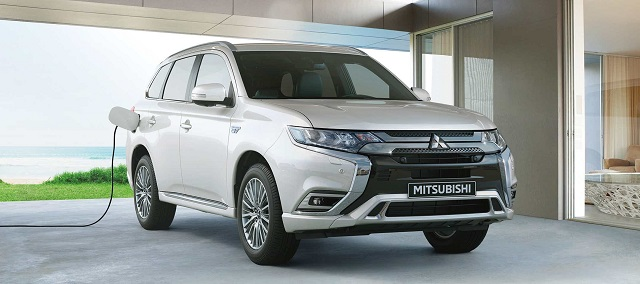 2020 Mitsubishi Outlander PHEV range