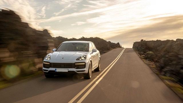 2020 Porsche Cayenne Turbo S E-Hybrid price