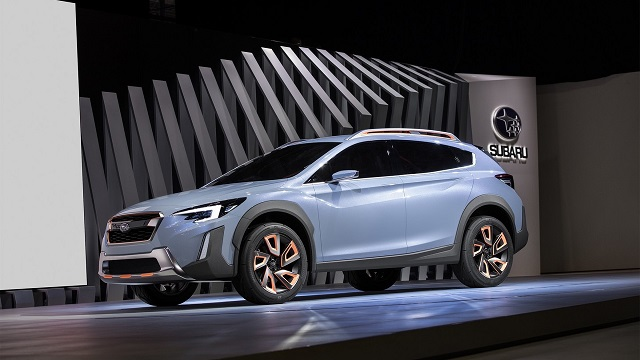 2020 Subaru Crosstrek Turbo redesign