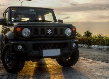 2020 Suzuki jimny canada