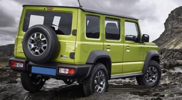 2020 Suzuki jimny hybrid