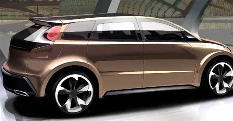 2020 Toyota Venza concept