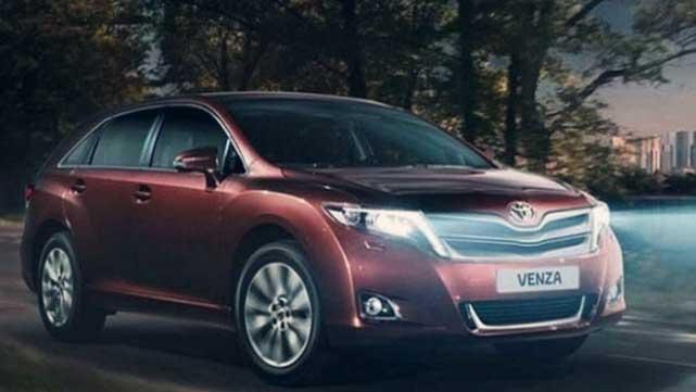 2020 Toyota Venza return