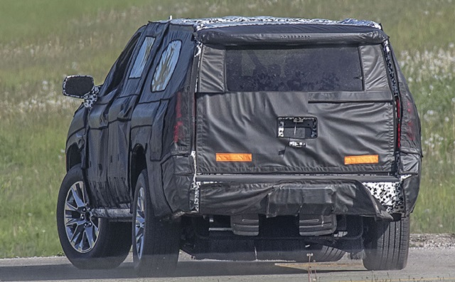 2021 Chevy Suburban IRS