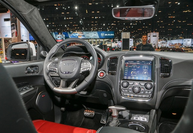2019 Dodge Durango New Interior