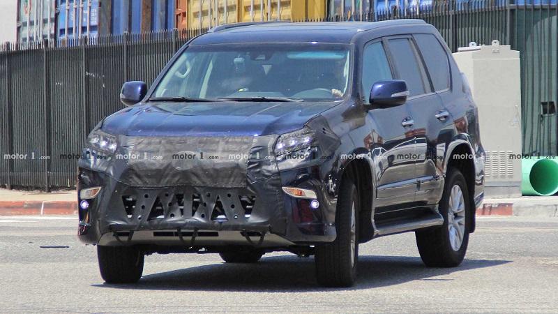 2021 Lexus GX 460 redesign