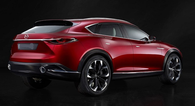 2021 Mazda CX-5 changes