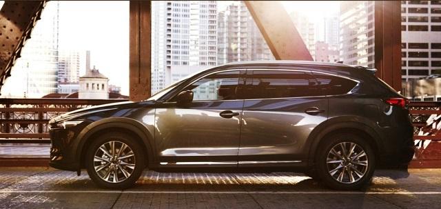 2021 Mazda CX-7 comeback