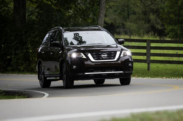 2021 Nissan Pathfinder price