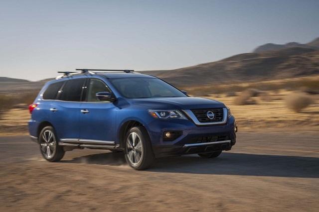 2021 Nissan Pathfinder redesign
