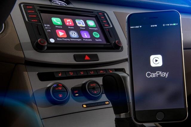 2021 Toyota 4Runner apple carplay