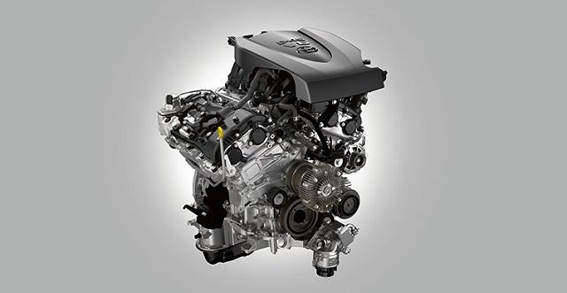 2021 Toyota 4Runner specs